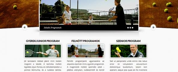 Elkészült az új MESE Tenisz honlap!