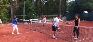 M.E.S.E. nyári tenisztábor 2017