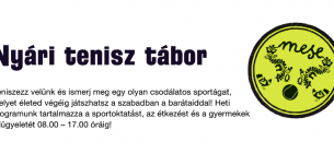 M.E.S.E. nyári tenisztábor 2019