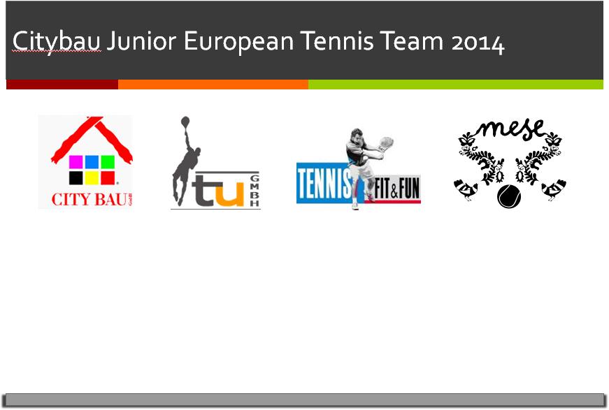 Citybau-Junior-European-Tennisteam-Cover